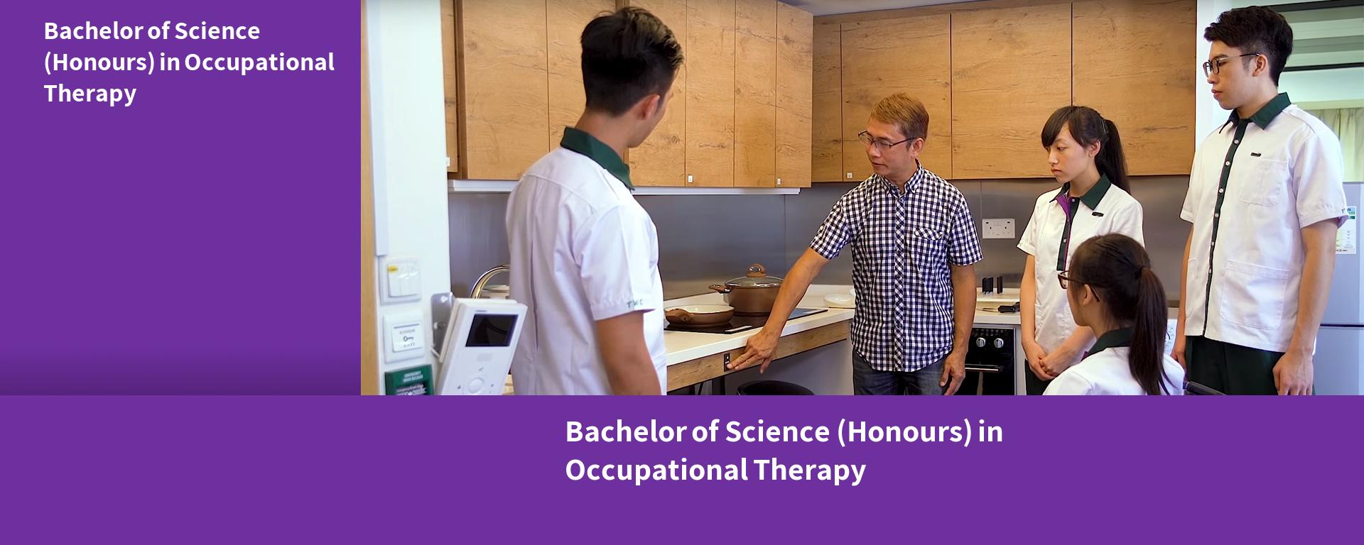 Bachelor of Science (Honours) in Occupational Therapy