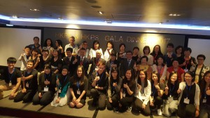 """Summit on the Immuno-surveillance against Childhood Infections in the Chinese Speaking Communities"" jointly organized by Hong Kong Paediatric Foundation and Hong Kong Paediatric Society on 5 August 2017"