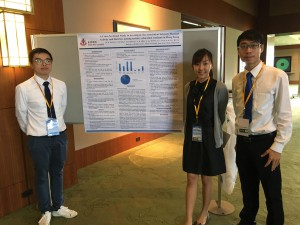 BHScN students won Best Poster Presentation at the 20th World Nursing Education Conference – Osaka, Japan 2017
