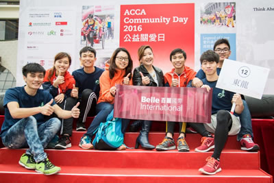 TWC Dragon Boat Team supports ACCA Community Day 2016